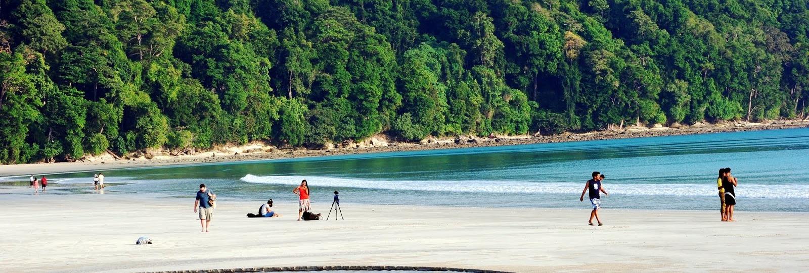 Beach Combing On Star Island